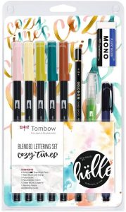 Pack Tombow COZY