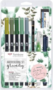Pack Tombow HOJAS