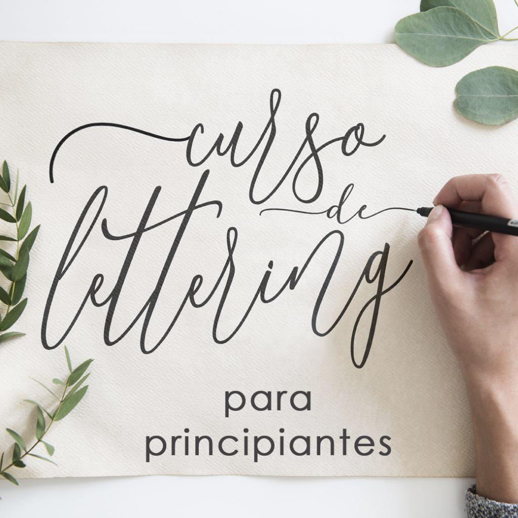 lettering iniciacion